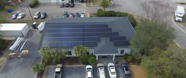 Commercial Solar Panels Systems South Carolina Alder Energy
