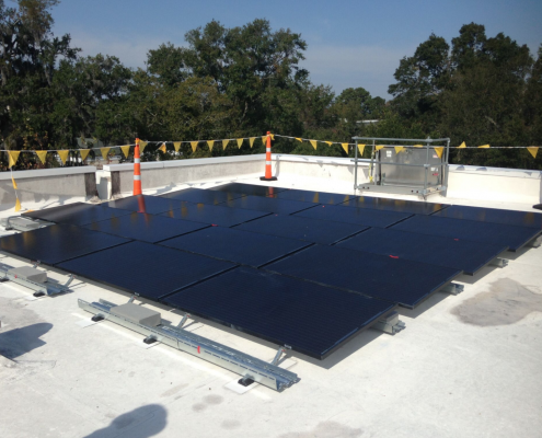 City Hall Beaufort Sc Solar Panel Installation Alder