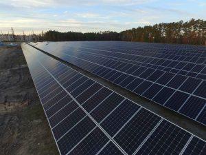 Bell Bay Solar Farm Alder Energy Large Scale Solar Farm Solution