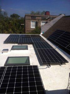 Historic Charleston Residential Solar Panels Alder Energy Systems