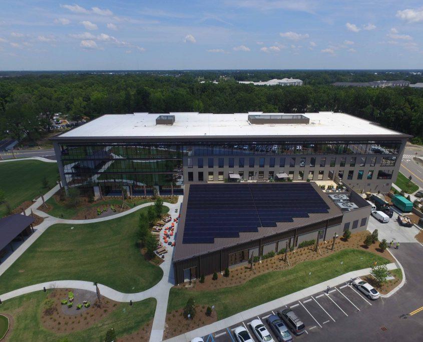 Commercial Solar Blackbaud