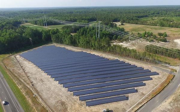 Jamison Solar Farm Alder Energy