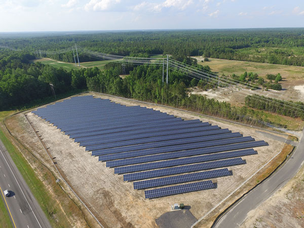 Alder Energy And Santee Cooper In Partnership With Tri